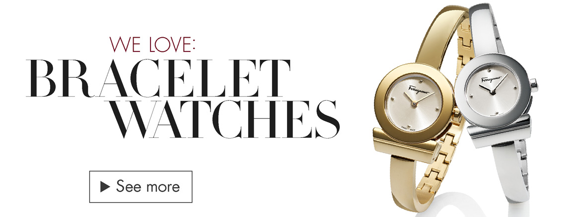 WOMEN'S WATCHES: