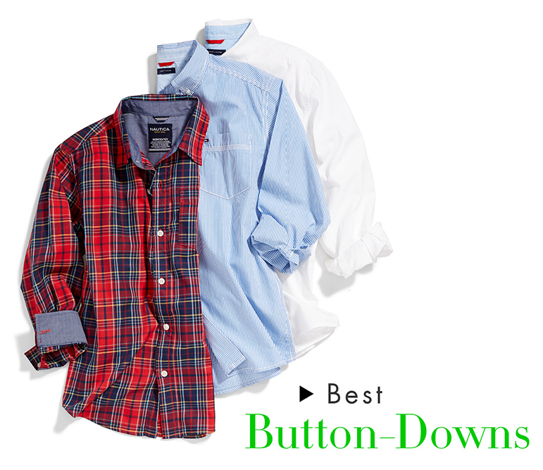 Best Button-Downs