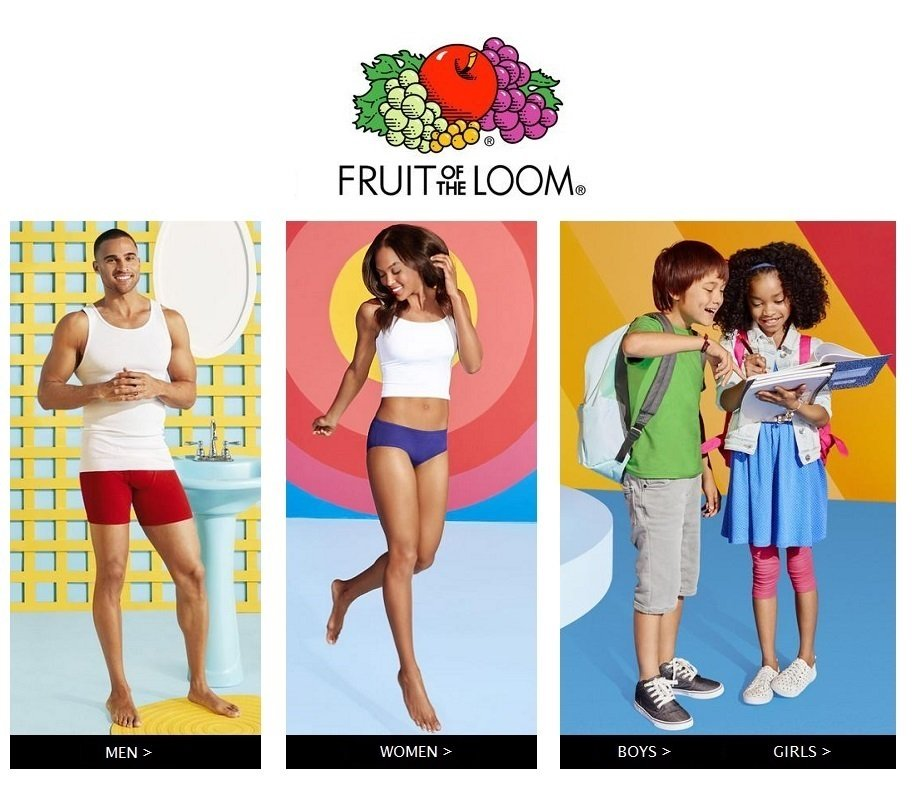 fruit of the loom underwear best fruits for healthy hair