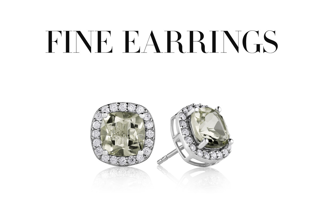 Fine Earrings