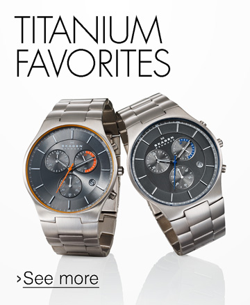 Titanium Favorites
