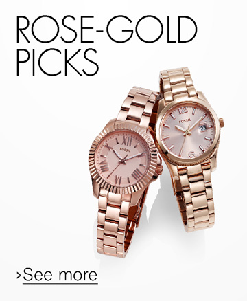 Rose-Gold Picks
