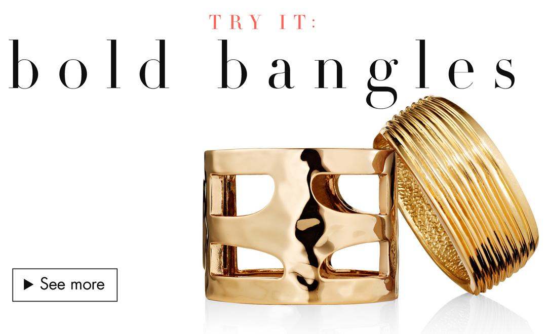 Bold Bangles