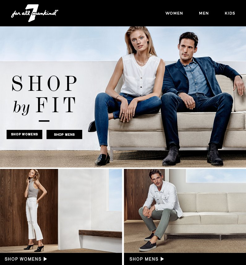 7 For All Mankind at Amazon.com