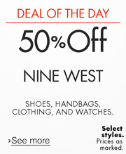 Deal of the Day: Nine West