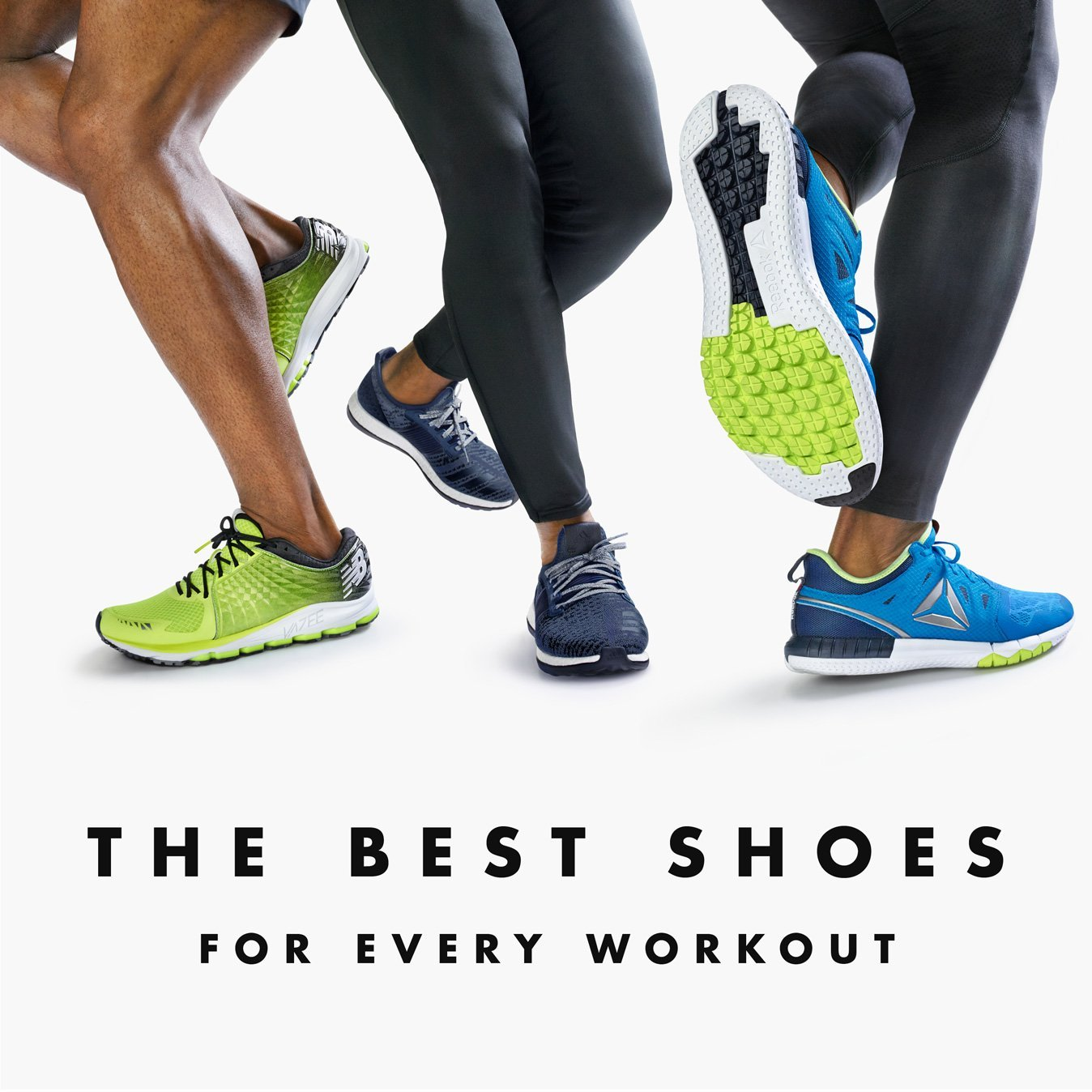 The Best Shoes for Every Workout
