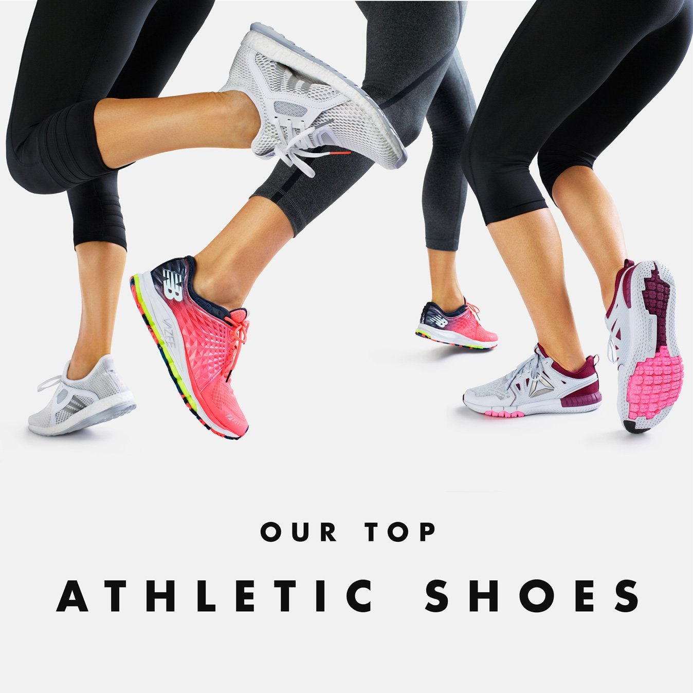 Our Top Athletic Shoes