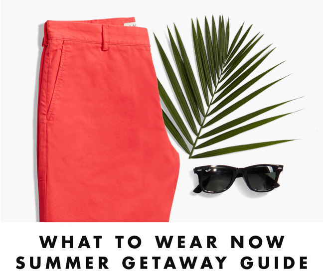 The Essential Summer Getaway Guide