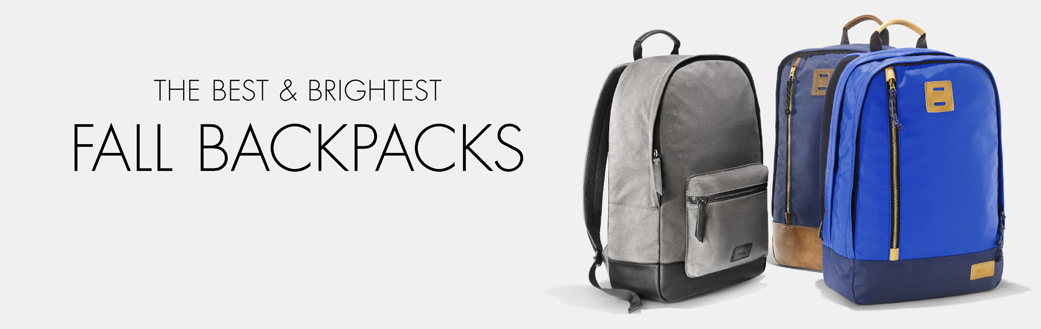 Fall Backpacks