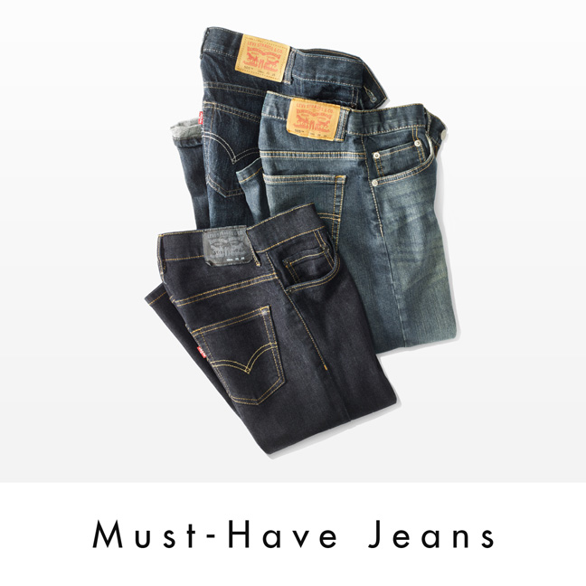Must-Have Jeans