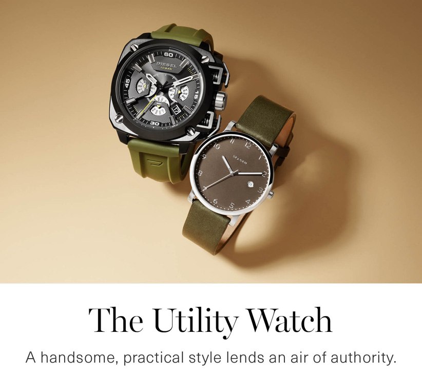 The Utility Watch