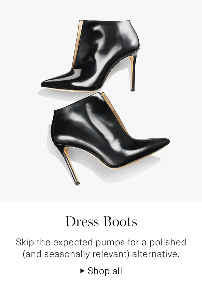 Red dress boots under $50