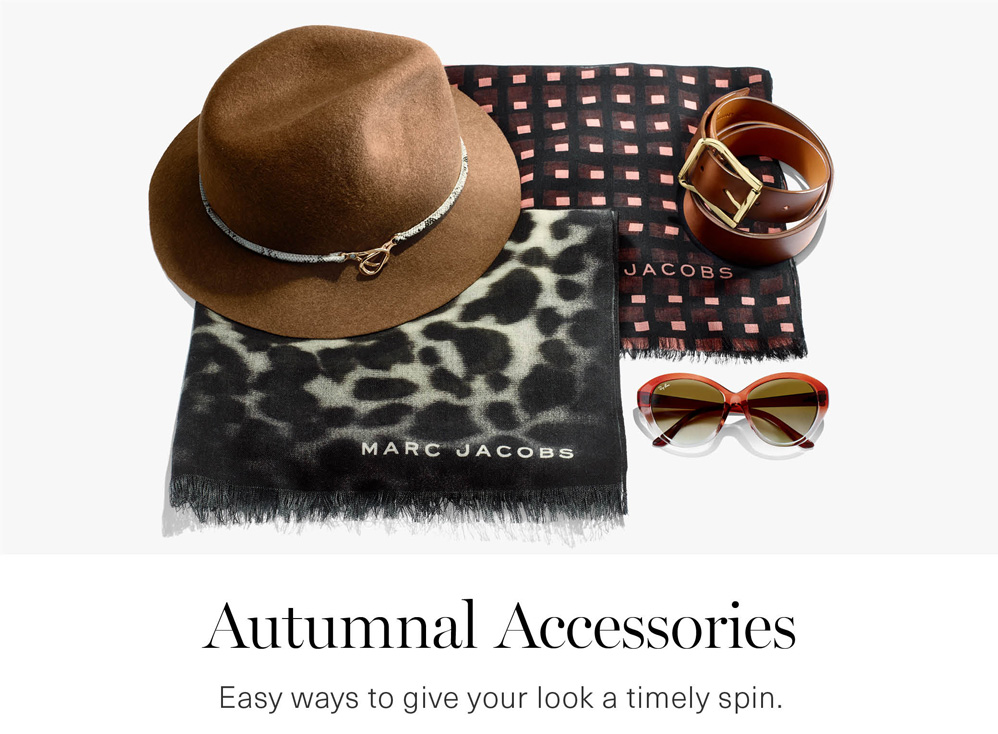 Autumnal Accessories