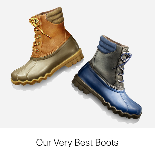 Our Very Best Boots