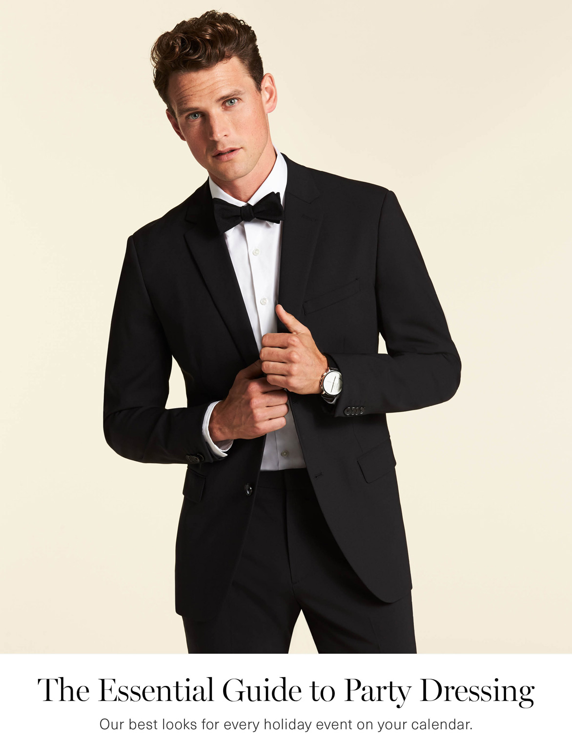 Men's Essential Guide to Party Dressing