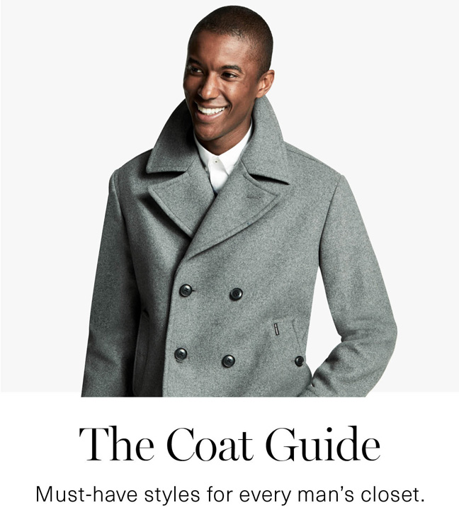 Men's Coat Guide