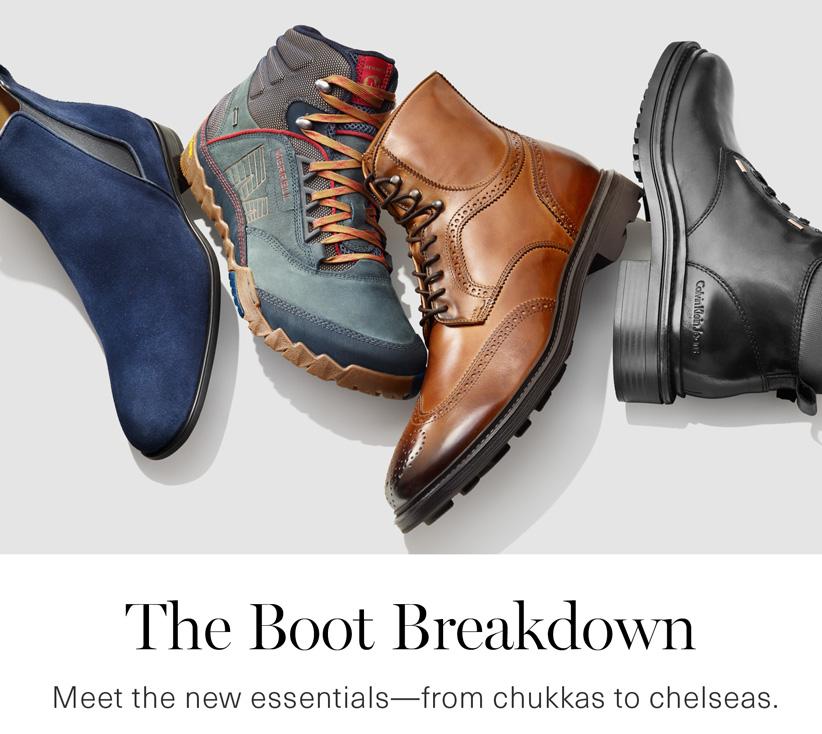 The Boot Breakdown