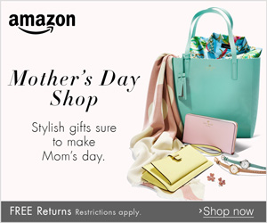 Stylish gift ideas for Mother's Day