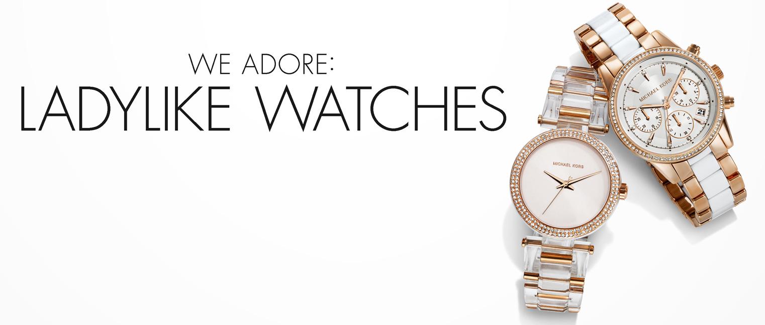 Ladylike Watches