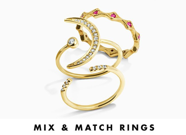 Mix & Match Rings
