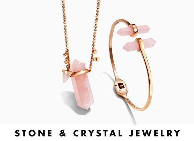 Stone & Crystal Jewelry