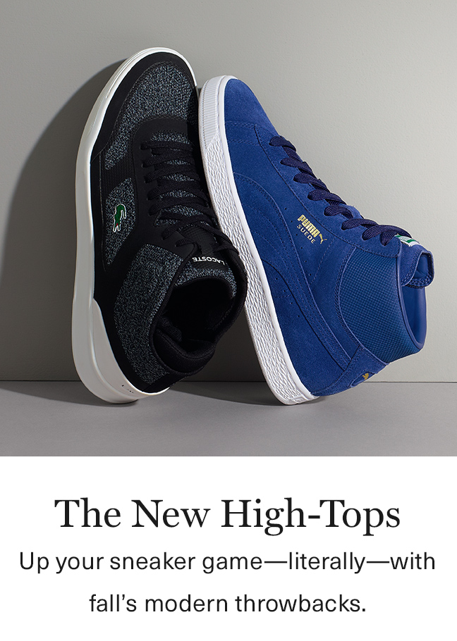 The New High-Tops