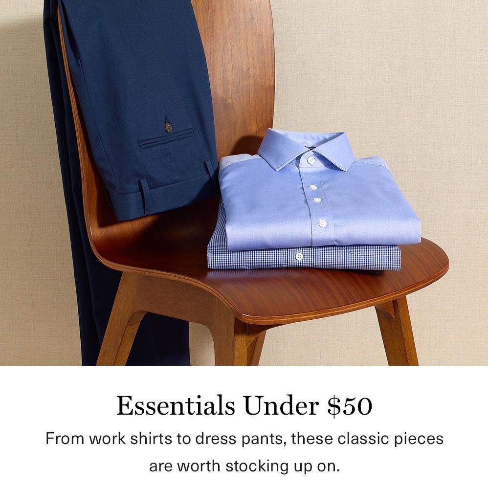 Essentials Under $50  Amazon Fashion A