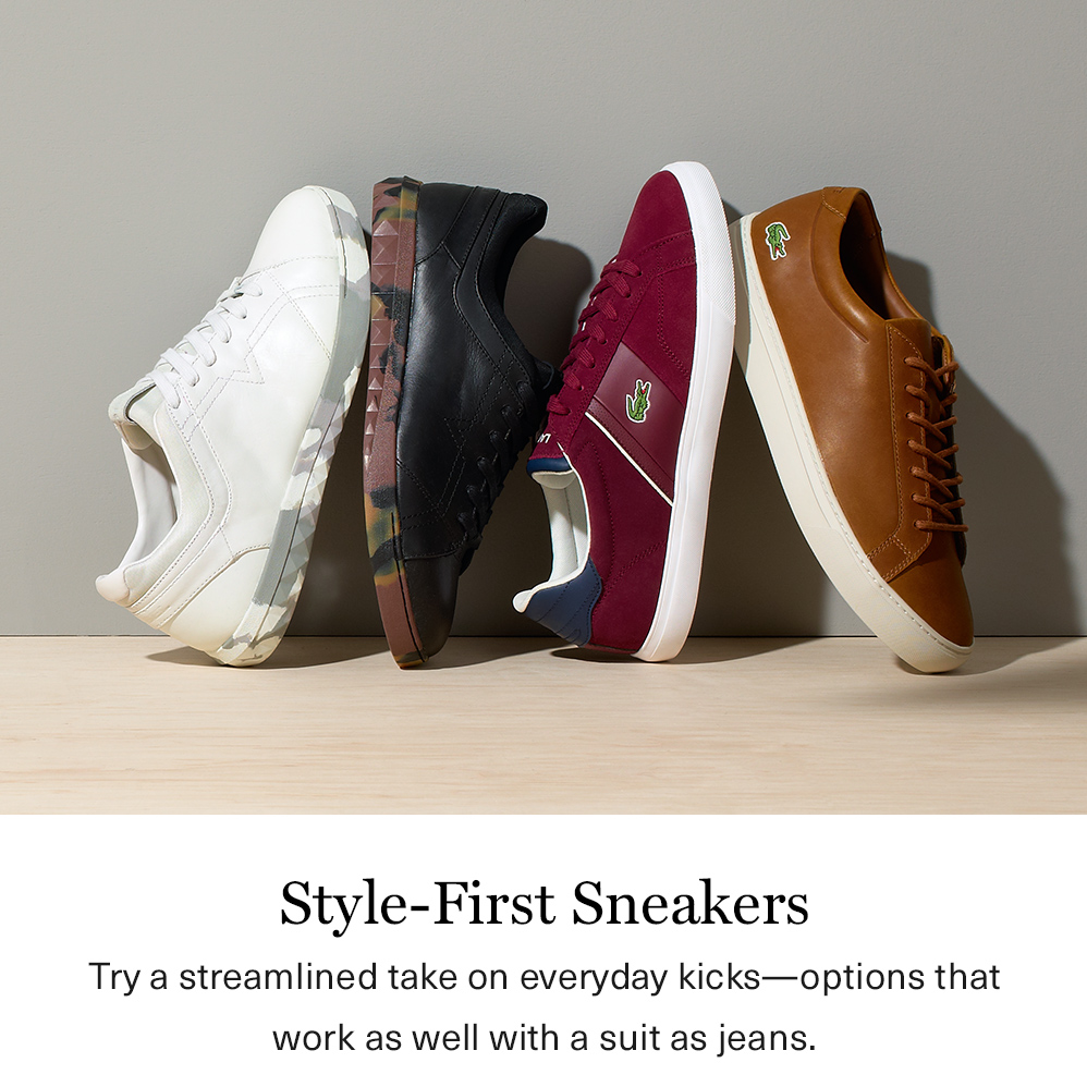 Style First Sneakers