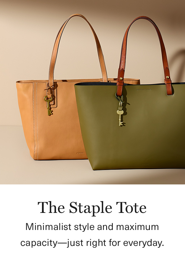 The Staple Tote