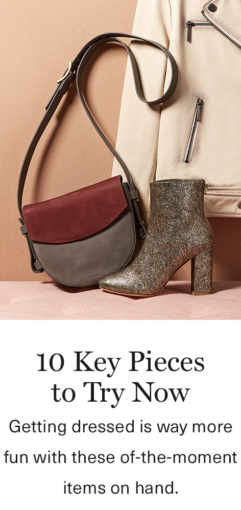 10 Key Pieces to Try