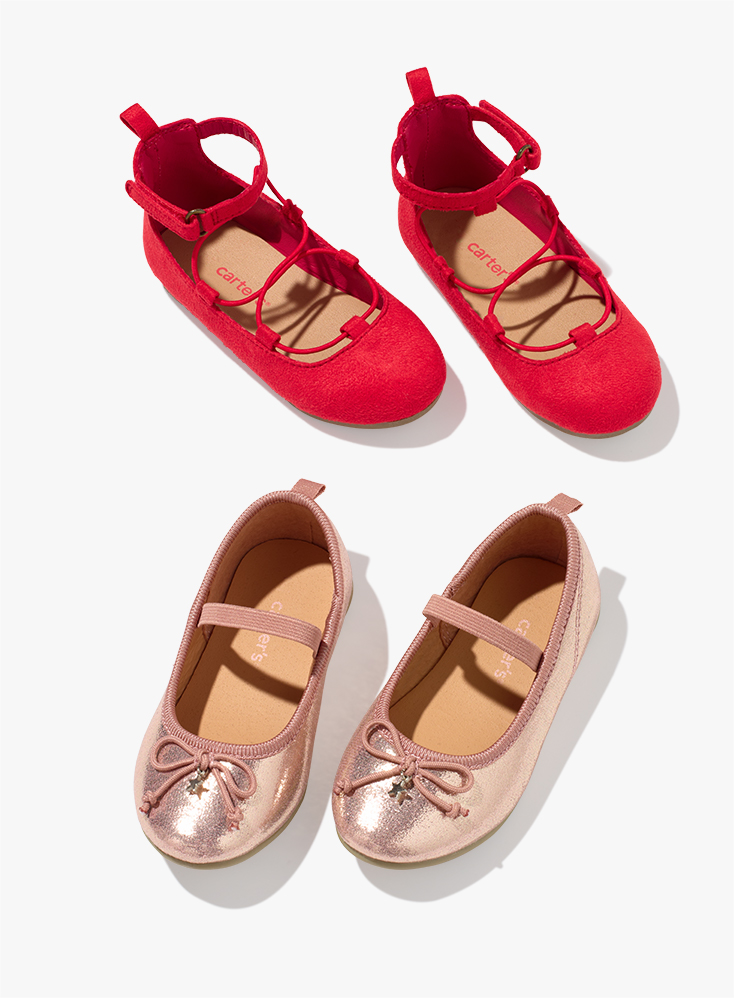 Pretty (and Practical) Ballet Flats