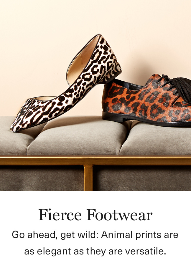 Fierce Footwear