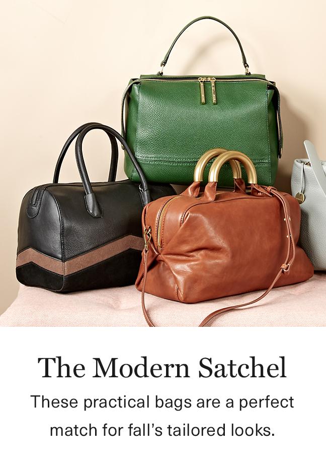 The Modern Satchel