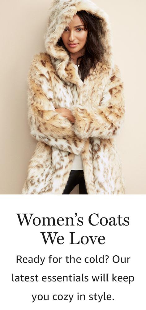 Women's Coat Guide