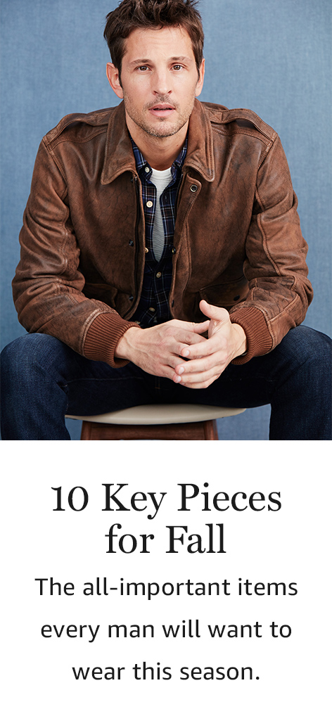 10 Key Pieces for Fall