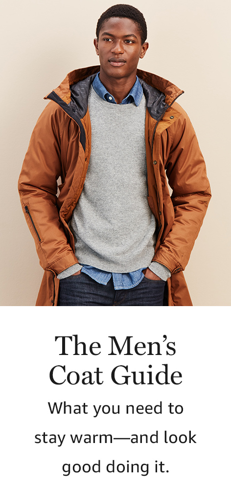 Men's Coat Guide