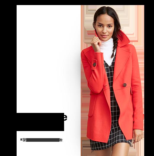 Women's Must-Have Coats