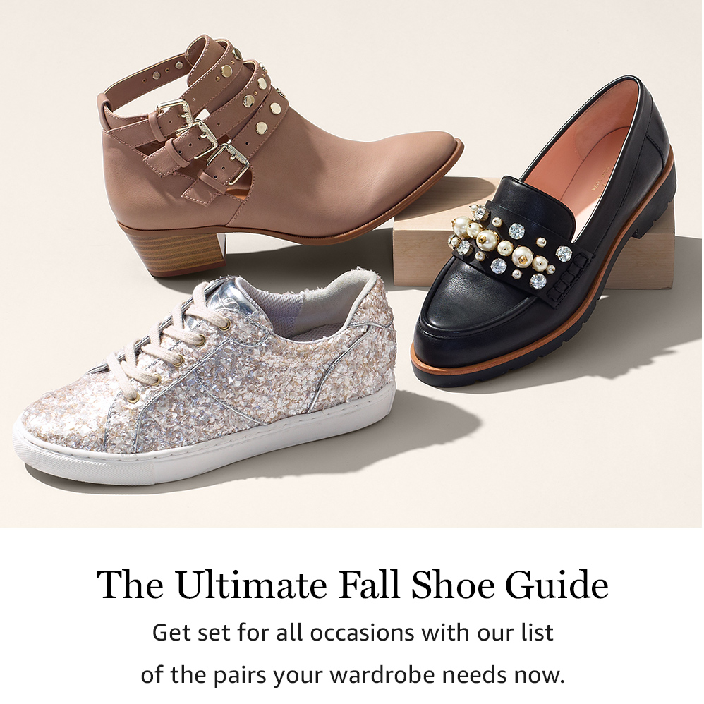 The Ultimate Fall Shoe Guide