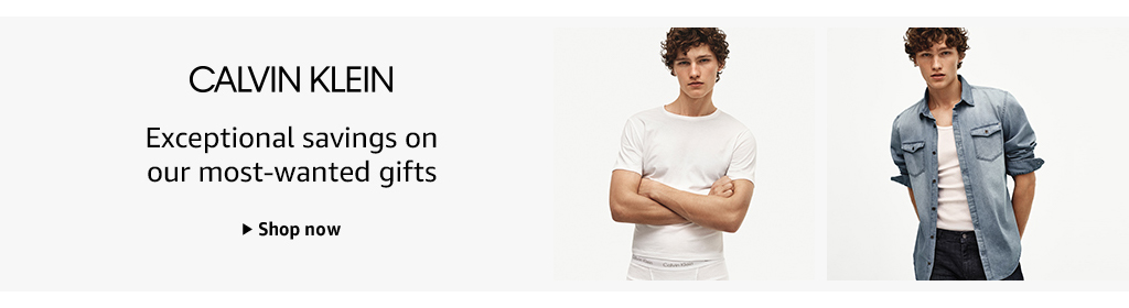 Calvin Klein Exceptional savings on our most-wanted gifts