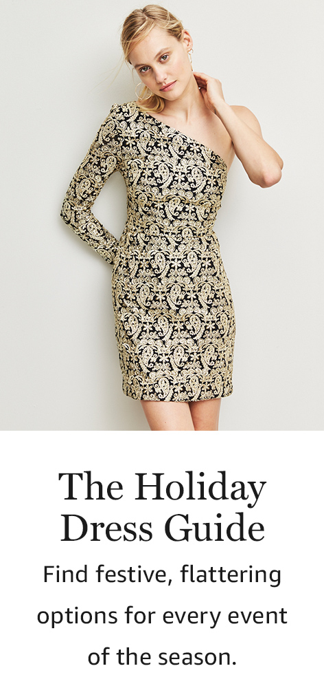The Holiday Dress Guide