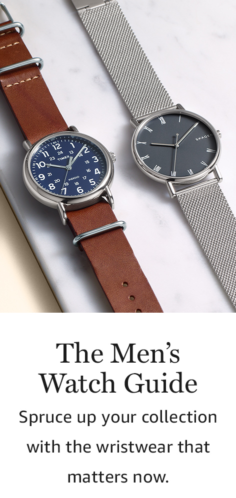 Mens Watch Guide