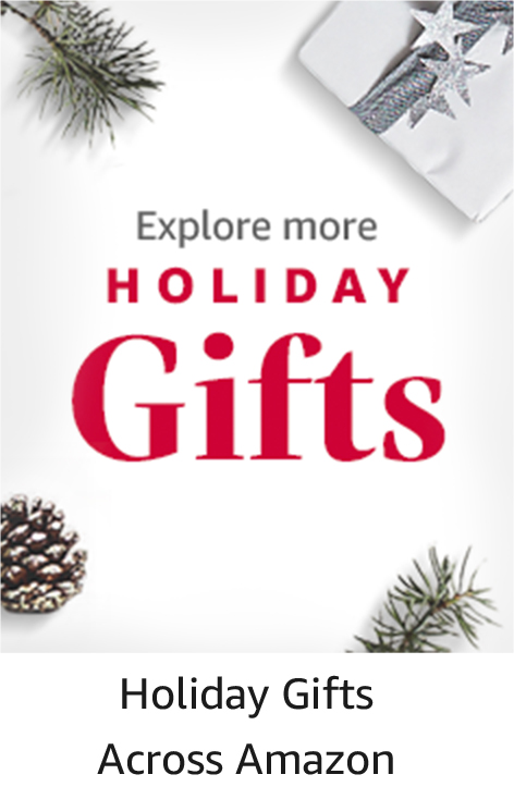 Holiday gift guide amazon fashion holiday gifts across amazon negle Gallery