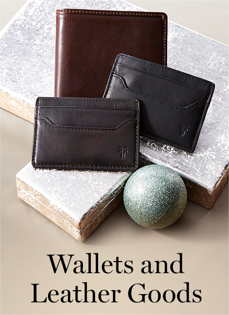 Wallets and Leather Goods