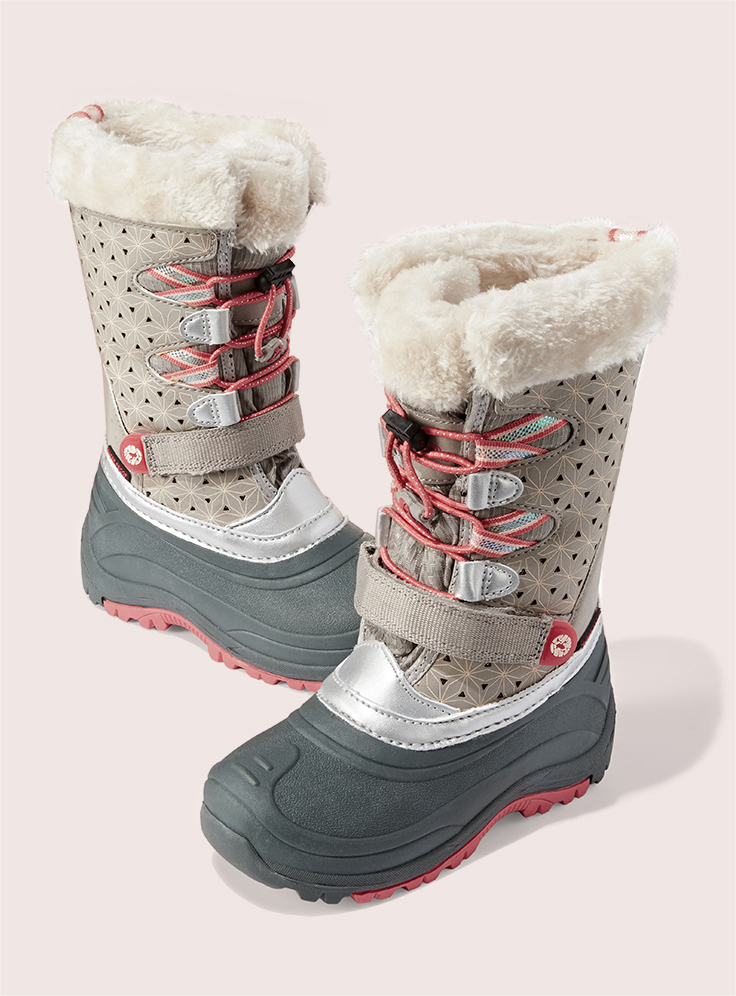 Warm and Toasty Winter Boots