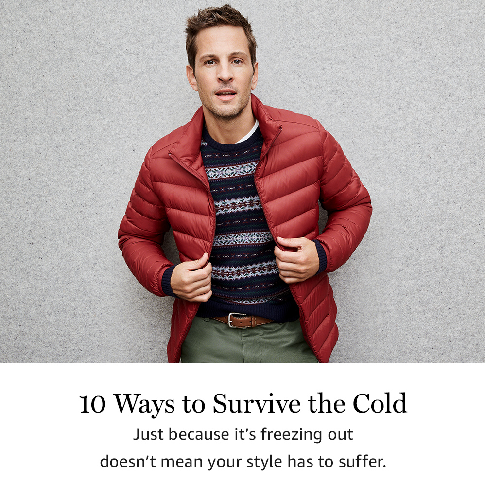 10 Ways to Survive the Cold