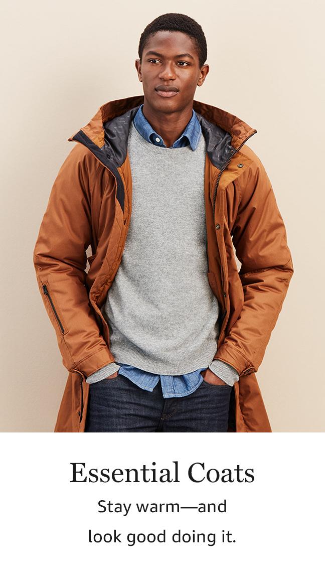 Essential Coats