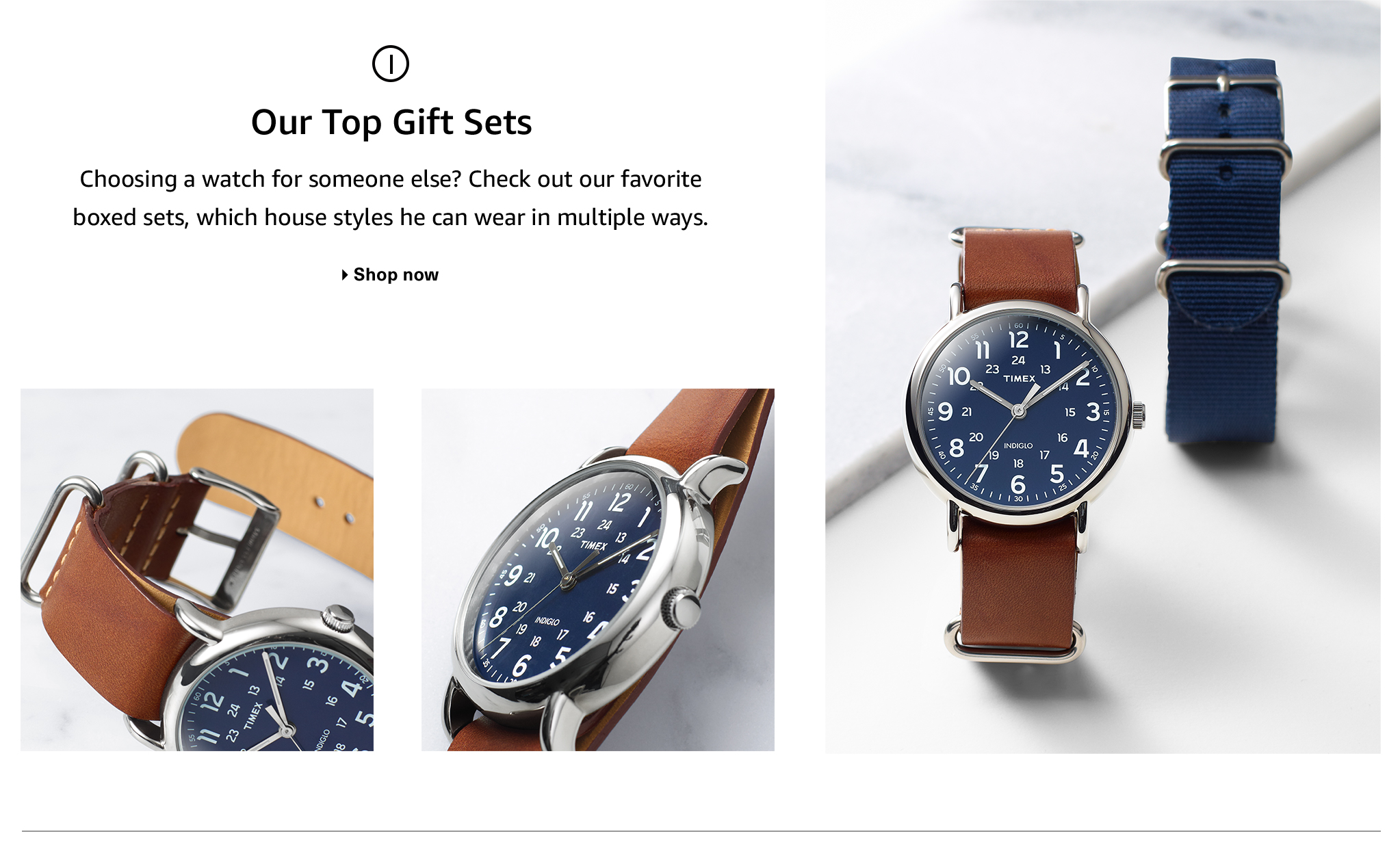 Men's Watches: Our Top Gift Sets