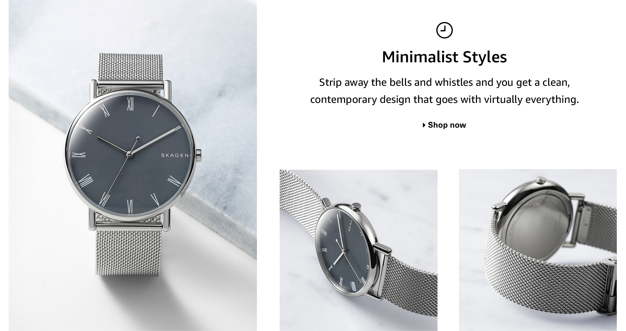 Men's Watches: Minimalist Styles