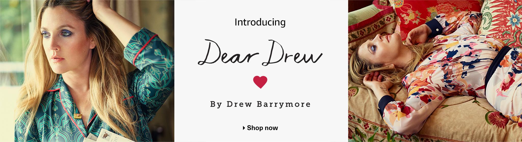 Introducing Dear Drew by Drew Barrymore
