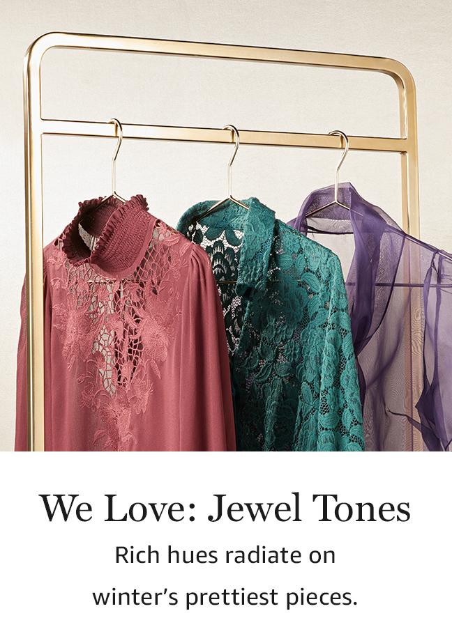 We Love: Jewel Tones